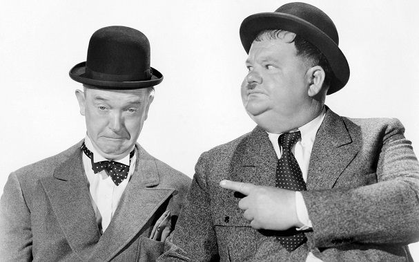 Stan and Ollie 607