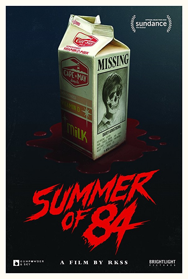 Summer of 84 poster 607