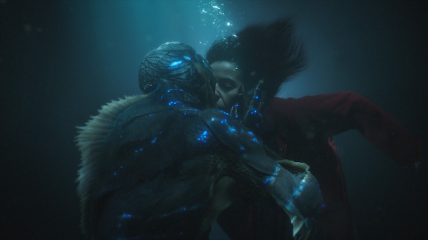 Shape of Water 607