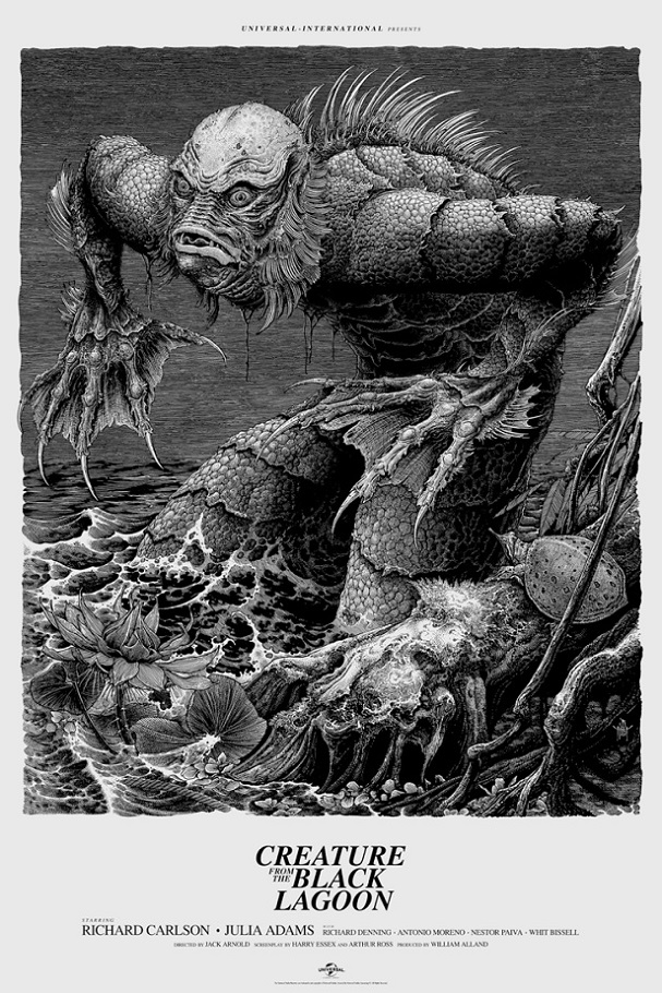 Brandon Holt - Creature from the Black Lagoon 607