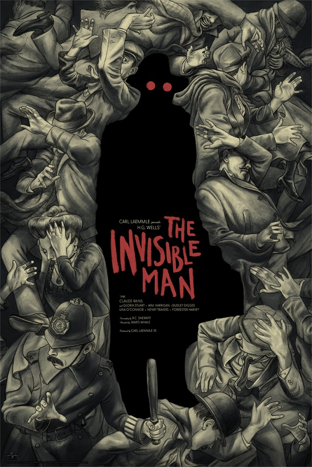 Jonathan Burton - The Invisible Man 607