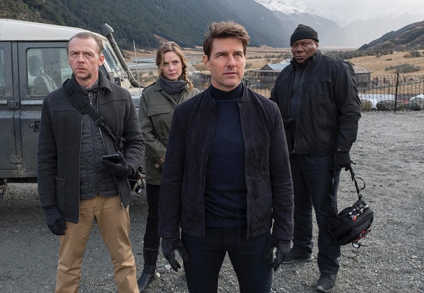 Mission: Impossible – Fallout 607