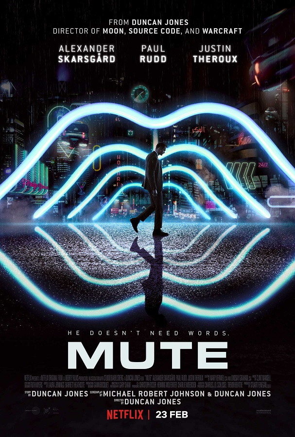 Mute poster 607