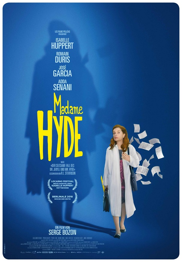 Madame Hyde poster 607