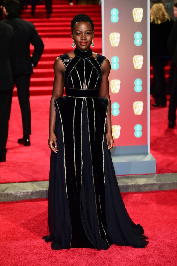 Bafta 2018 Red Carpet