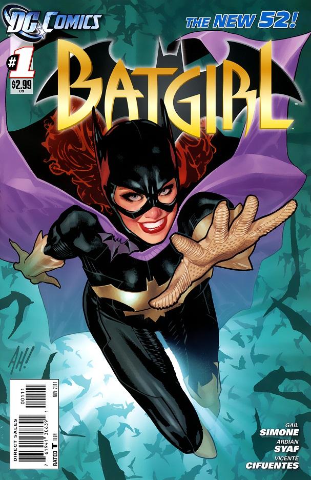 Batgirl 607