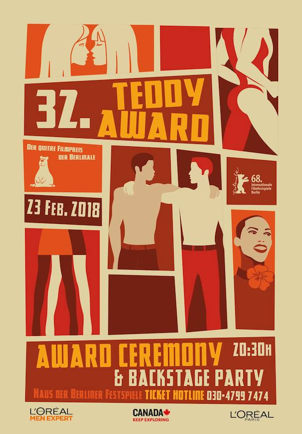Teddy Awards Poster