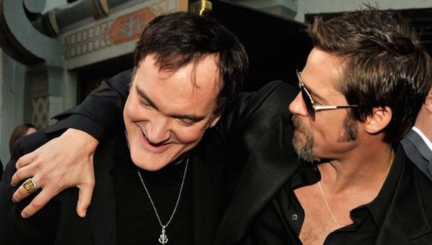 Tarantino Brad Pitt 607