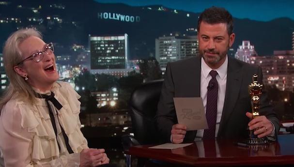 Meryl Streep Oscars Quiz 607