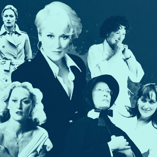Meryl Streep 21 Oscar nominations 607 1
