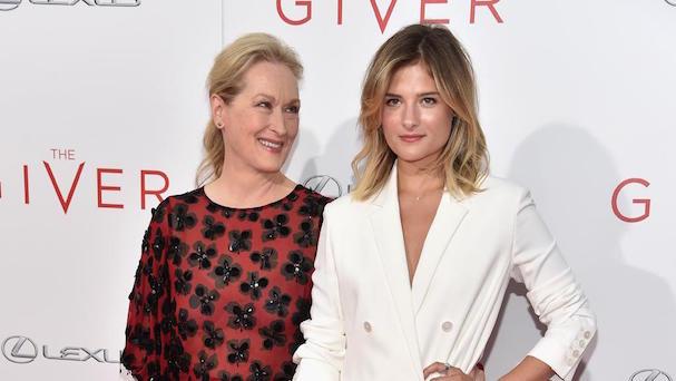 Meryl Streep daughter Louisa 607