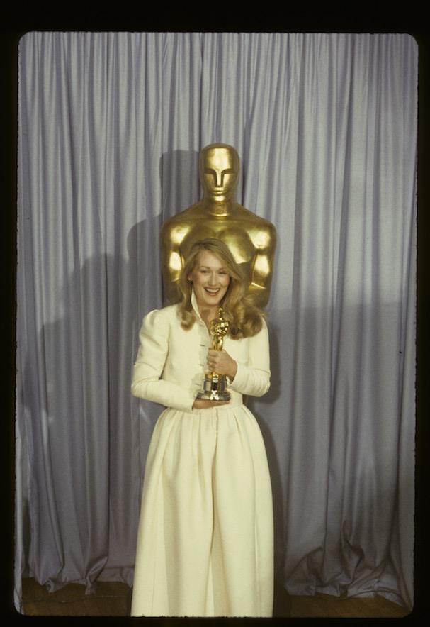 Meryl Streep first Oscar 607