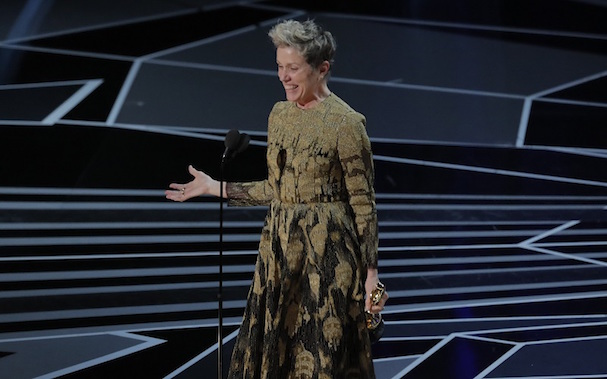 france mcdormand Oscars 607 1