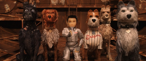 Isle of Dogs 607