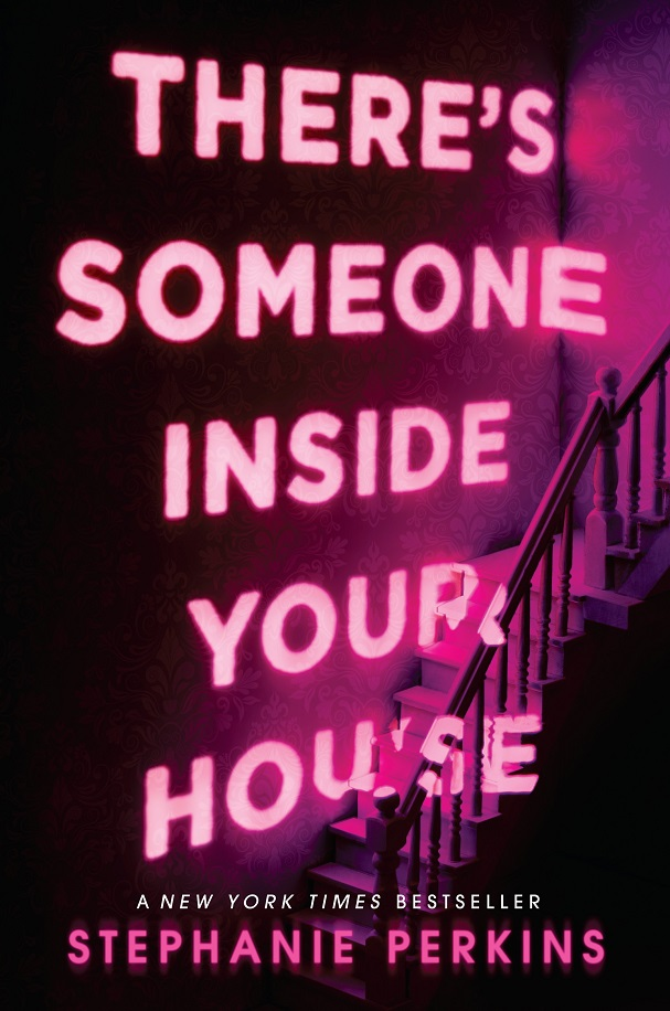 there's someone inside your house 607