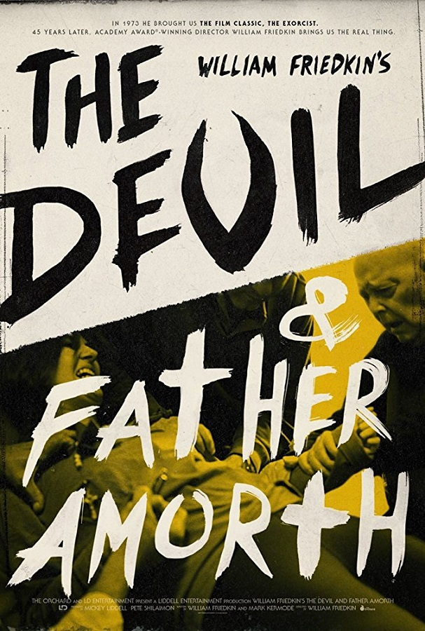 The Devil and Father Amorth poster 607