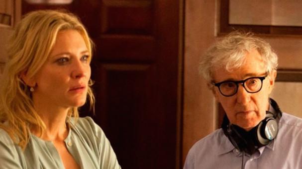 Cate Blanchett Woody Allen 607 3