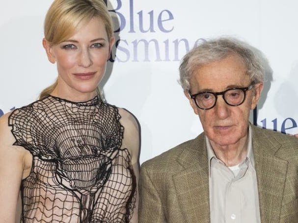 Cate Blanchett Woody Allen 607 2