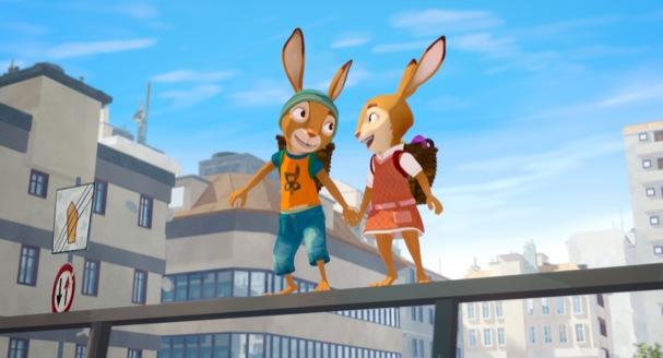 Rabbit School 607