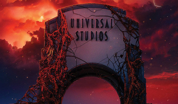 Stranger Things Universal Studios 607 1