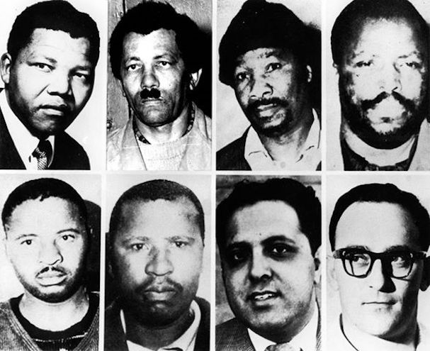 THE STATE AGAINST MANDELA AND THE OTHERS 607