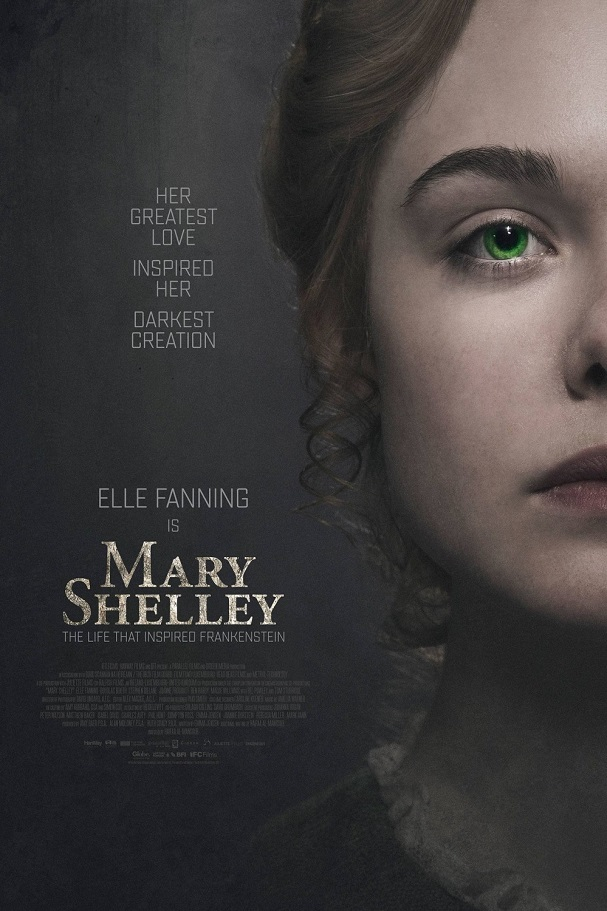 Mary Shelley poster 607