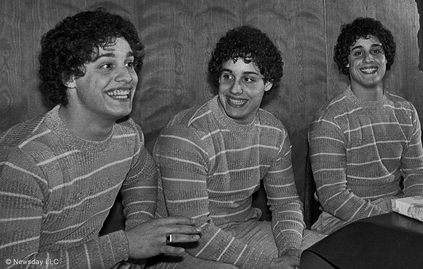 Three Identical Strangers 607