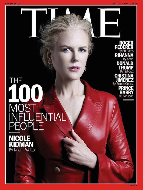 TIME 100 Nicole Kidman 2018 607