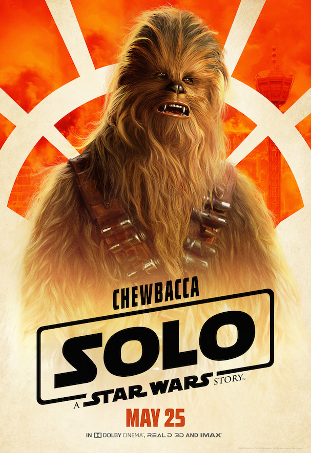 Solo character posters 607 2