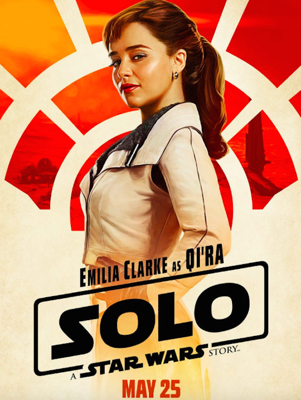 Solo character posters 607 4