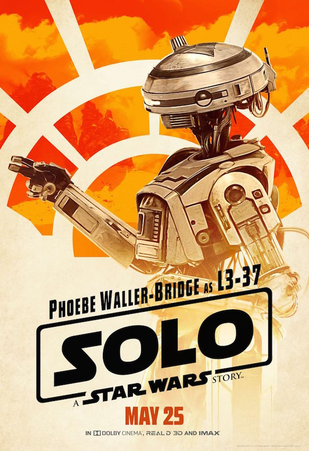 Solo character posters 607 5