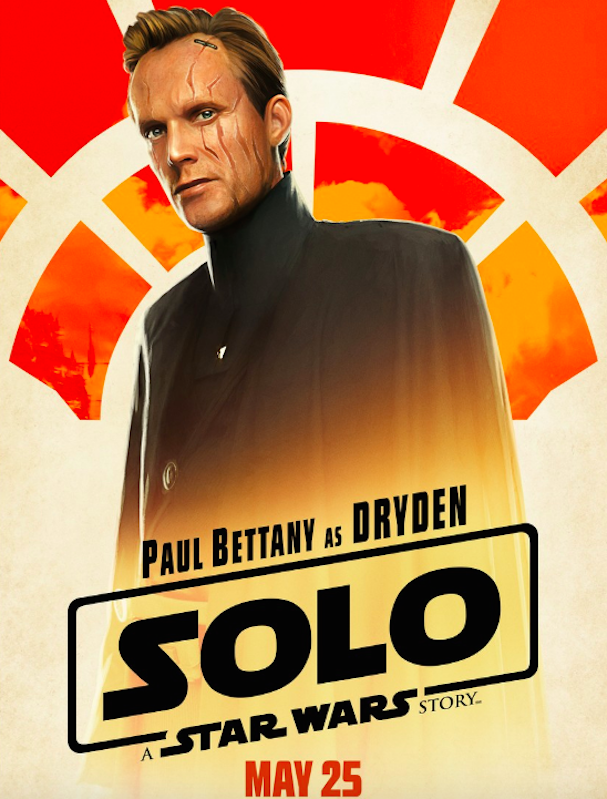 Solo character posters 607 6