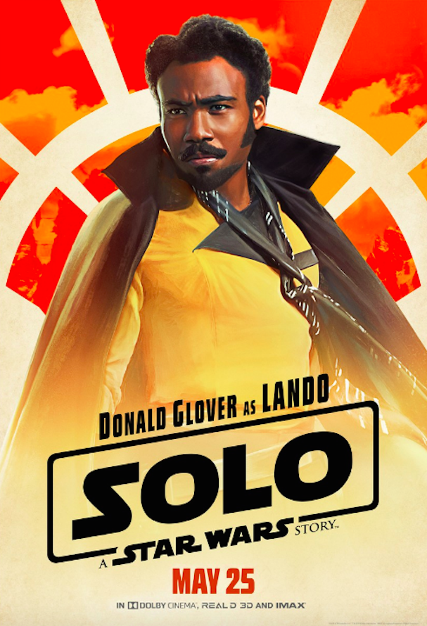 Solo character posters 607 7