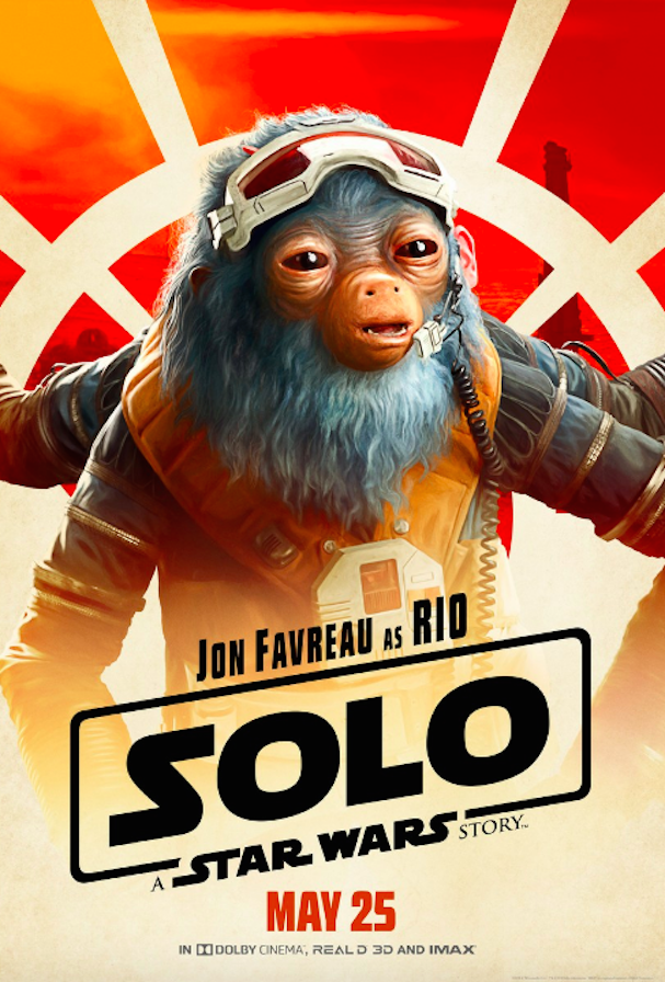 Solo character posters 607 8