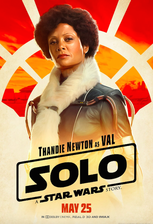 Solo character posters 607 9
