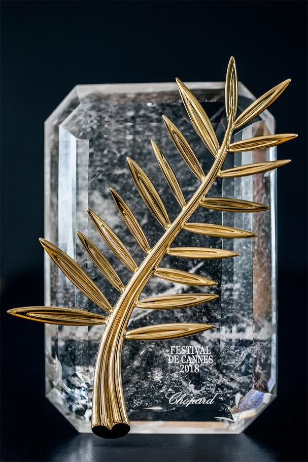 Golden Palm Chopard