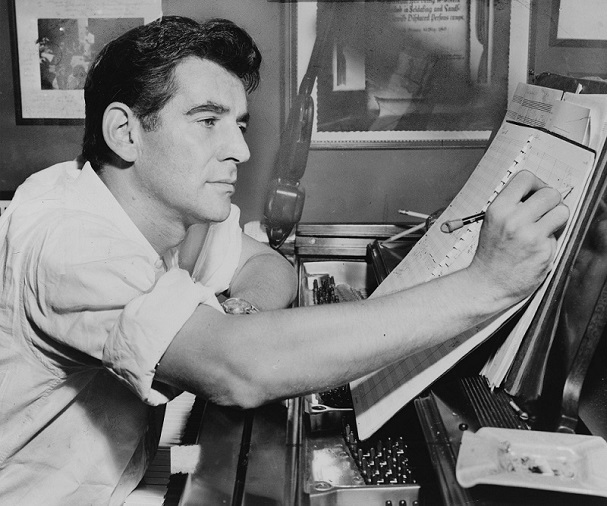 Leonard Bernstein 607