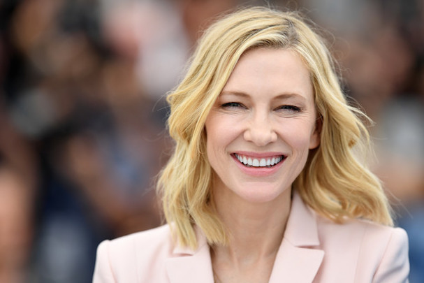 Cate Blanchett Jury Photo call 607 6