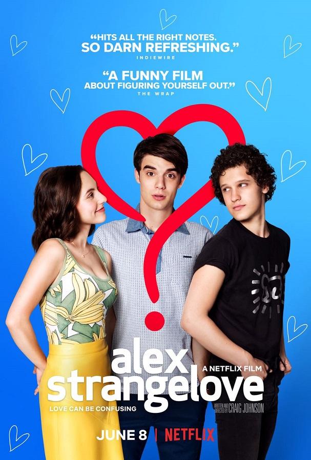 alex strangelove poster 607