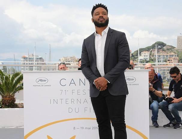 Ryan Coogler Cannes 2018