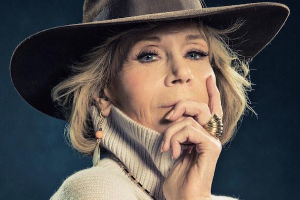 Jane Fonda 5 acts 607 6