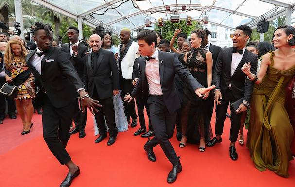 BlacKkKlansman Red Carpet Cannes 2018