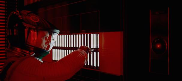 2001 A Space Odyssey 607