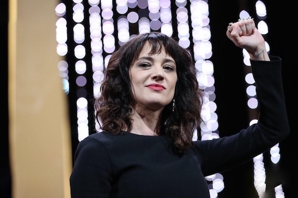 asia argento cannes main