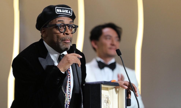 spike lee 607 cannes