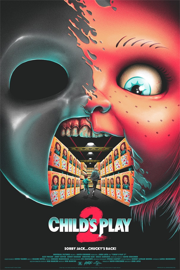 CHILD'S PLAY 2 by Matt Ryan Tobin 607
