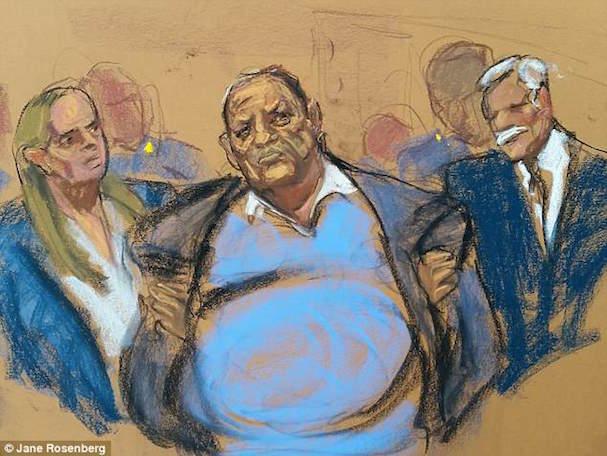 Harvey Weinstein indicted 607 1
