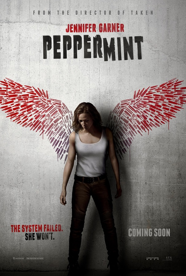 Peppermint poster 607