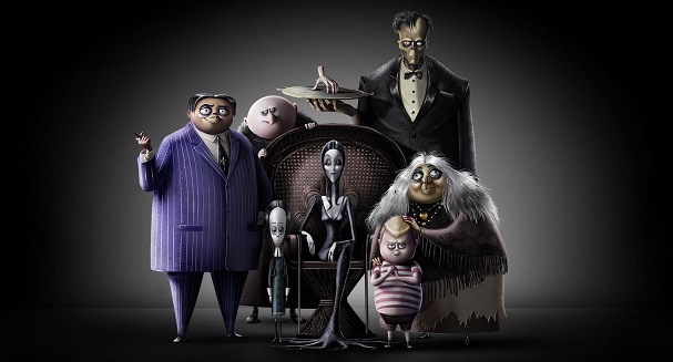 The Addams Family 607