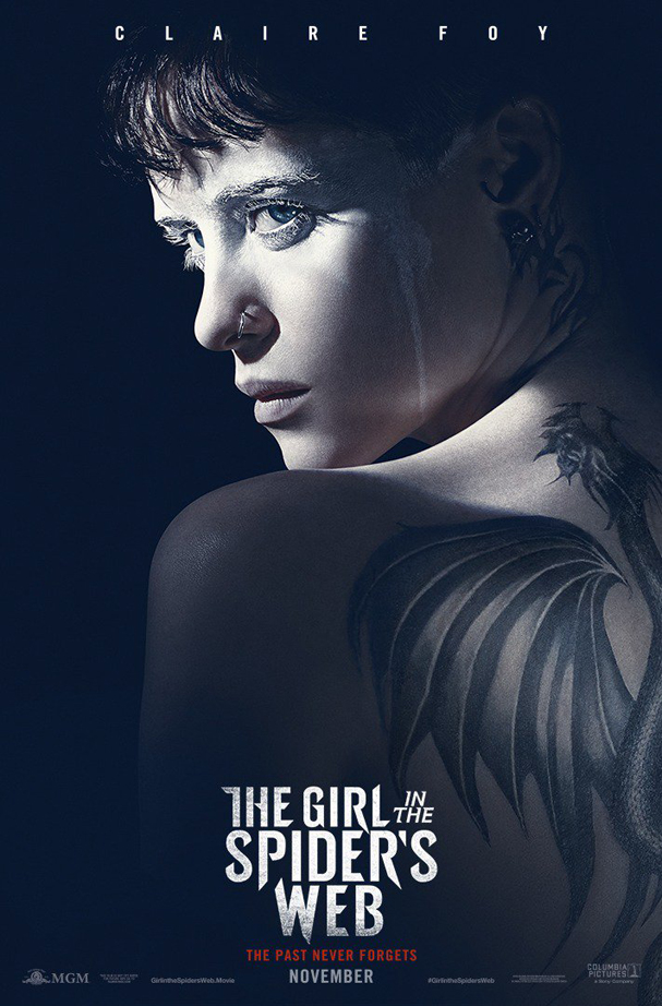 The Girl In The Spider's Web 607
